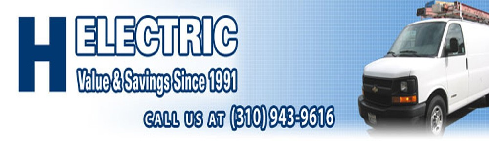 Los Angeles Electrician – H Electric